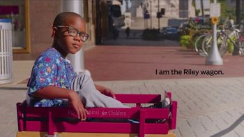 Riley Children's Foundation TV Spot, 'Be the Hope Now' - Thumbnail 1