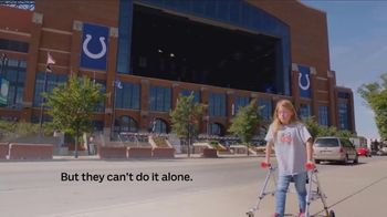 Riley Children's Foundation TV Spot, 'Be the Hope Now' - Thumbnail 4