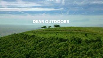 Toyota TV Spot, 'Dear Outdoors: Live Large' [T2] - Thumbnail 1