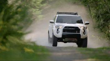 Toyota TV Spot, 'Dear Outdoors: Live Large' [T2] - Thumbnail 5