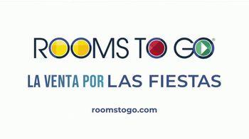 Rooms to Go Venta Por Las Fiestas TV Spot, 'Sofía Vergara Collection' [Spanish] - Thumbnail 5
