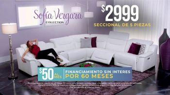 Rooms to Go Venta Por Las Fiestas TV Spot, 'Sofía Vergara Collection' [Spanish] - Thumbnail 3