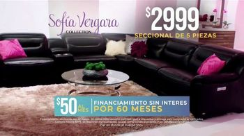 Rooms to Go Venta Por Las Fiestas TV Spot, 'Sofía Vergara Collection' [Spanish] - Thumbnail 4