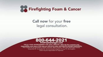 Sokolove Law TV Spot, 'Firefighting Foam & Cancer' - Thumbnail 5