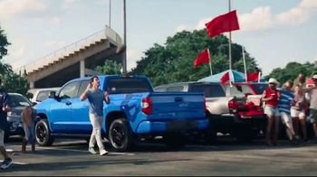 Toyota Tailgate Event TV Spot, 'Gritty' [T2] - Thumbnail 4