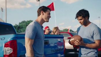 Toyota Tailgate Event TV Spot, 'Gritty' [T2] - Thumbnail 5