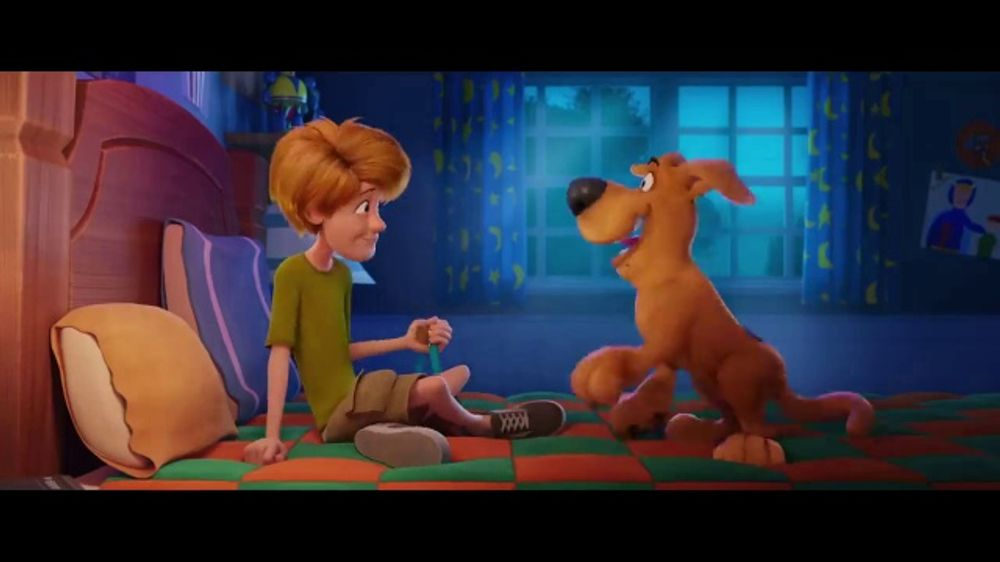 SCOOB! TV Movie Trailer