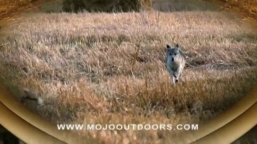 Mojo Outdoors TV Commercial, 'Up Close and Personal'