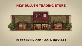 Duluth Trading Company TV Spot, 'We Made It: New Nashville Store' - Thumbnail 8