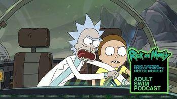 Adult Swim Podcast TV Spot, 'Rick and Morty Season Four Companion' - Thumbnail 5