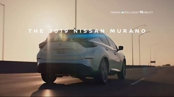2019 Nissan Murano TV Commercial, 'Mondays' Song by Spoon ...