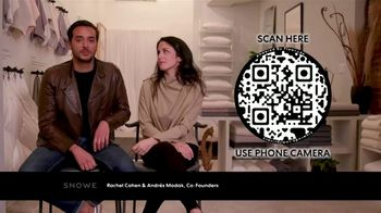 Snowe TV Spot, 'On a Mission to Empower People: QR Code' - Thumbnail 1