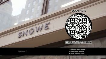 Snowe TV Spot, 'On a Mission to Empower People: QR Code'