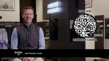 Rhone TV Spot, 'QR Code'
