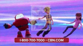 Superbook: The Promise of a Child TV Spot - Thumbnail 1