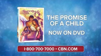 Superbook: The Promise of a Child TV Spot - Thumbnail 3
