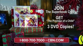 Superbook: The Promise of a Child TV Spot - Thumbnail 4