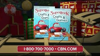 Superbook: The Promise of a Child TV Spot - Thumbnail 7