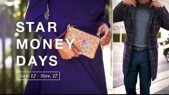 Macy's Star Money Days TV Spot, 'Platinum, Gold and Silver Members'