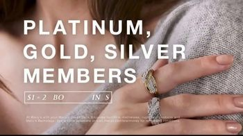 Macy's Star Money Days TV Spot, 'Platinum, Gold and Silver Members' - Thumbnail 2