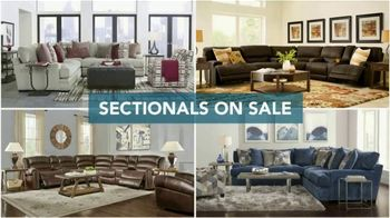 Rooms to Go Holiday Sale TV Spot, 'Sectionals: $1,999' - Thumbnail 3