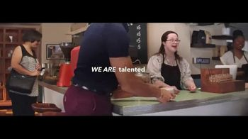 Delivering Jobs TV Spot, 'We Are Talented' Song by Bill Withers - Thumbnail 2