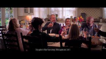 Meijer Frozen Turkey TV Spot, 'Thanksgiving: 33 Cents a Pound' - Thumbnail 9