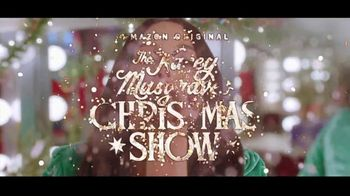 Amazon Prime Video TV Spot, 'The Kacey Musgraves Christmas Show' Song by Kacey Musgraves