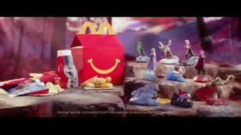 McDonald's Happy Meal TV Spot, 'Frozen 2: Discover the Adventure'