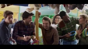 PoliGrip TV Spot, 'Festival Hoopla Game'