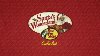 Bass Pro Shops TV Spot, 'Santa's Wonderland: A Kid's Imagination' - Thumbnail 1