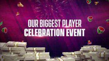 Hard Rock Atlantic City 2020 Sweepstakes TV Spot, 'Biggest Player Celebration Event' - Thumbnail 2