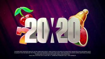Hard Rock Atlantic City 2020 Sweepstakes TV Spot, 'Biggest Player Celebration Event'