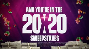 Hard Rock Atlantic City 2020 Sweepstakes TV Spot, 'Biggest Player Celebration Event' - Thumbnail 5