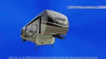 La Mesa RV TV Spot, 'Company Wide: 2019 Heartland Landmark 365' - Thumbnail 6