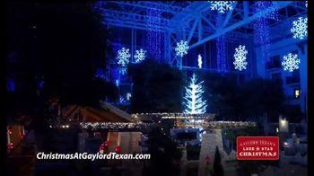 Gaylord Texan Lone Star Christmas TV Spot, 'Ice! Charlie Brown Christmas'