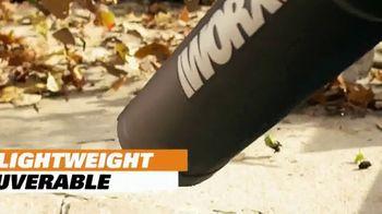 Worx Flash Sale Trivac Three-in-One TV Spot, 'Lightweight Blower: $79' - Thumbnail 5