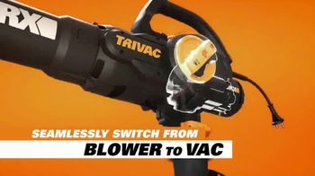 Worx Flash Sale Trivac Three-in-One TV Spot, 'Lightweight Blower: $79' - Thumbnail 8