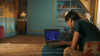 Google Chromebook TV Spot, 'Switch to Chromebook: Watch Netflix Offline' - Thumbnail 2