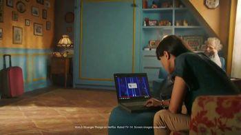 Google Chromebook TV Spot, 'Switch to Chromebook: Watch Netflix Offline' - Thumbnail 3