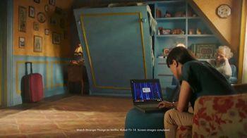 Google Chromebook TV Spot, 'Switch to Chromebook: Watch Netflix Offline' - Thumbnail 4