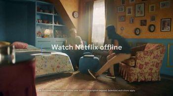 Google Chromebook TV Spot, 'Switch to Chromebook: Watch Netflix Offline' - Thumbnail 8