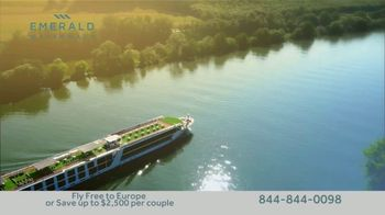 Emerald Waterways River Cruise Sale TV Spot, 'Sixteen Hand-Crafted Itineraries' - Thumbnail 1