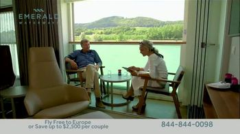 Emerald Waterways River Cruise Sale TV Spot, 'Sixteen Hand-Crafted Itineraries' - Thumbnail 4