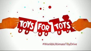 Marine Toys for Tots TV Spot, 'Spread Joy' - Thumbnail 9