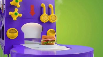 Subway Green Eggs and Ham Kids Meal TV Spot, 'Netflix: Try Something New'
