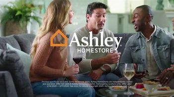 Ashley HomeStore Presidents Day Sale TV Spot, 'Final Four Days: 25%' Song by Midnight Riot - Thumbnail 8