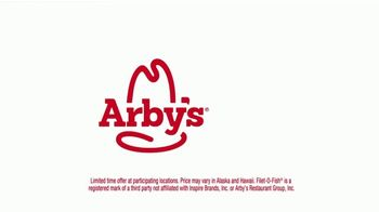 Arby's 2 for $6 Fish Sandwiches TV Spot, 'Versus Filet-O-Fish' Song by YOGI - Thumbnail 9