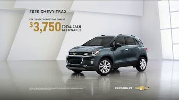 Chevrolet Presidents Day Event TV Spot, 'Never Switching Back' [T2] - Thumbnail 7