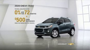 Chevrolet Presidents Day Event TV Spot, 'Never Switching Back' [T2] - Thumbnail 6